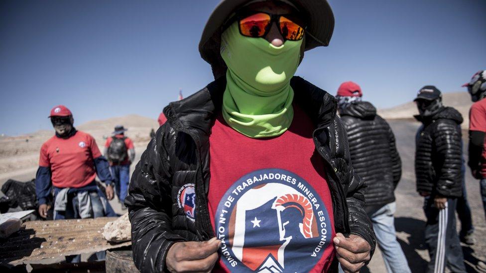 Tanto Chile como Perú tienen serios conflictos sociales y ambientales en torno a la minería.