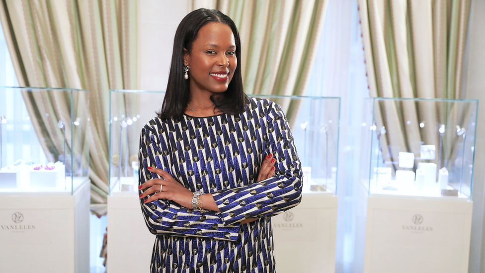 The Luxury Labels Coming Out Of Africa Bbc News