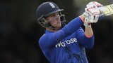 Jason Roy in action