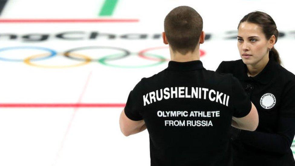 У керлінгіста з Росії знайшли допінг. Навіщо він йому?