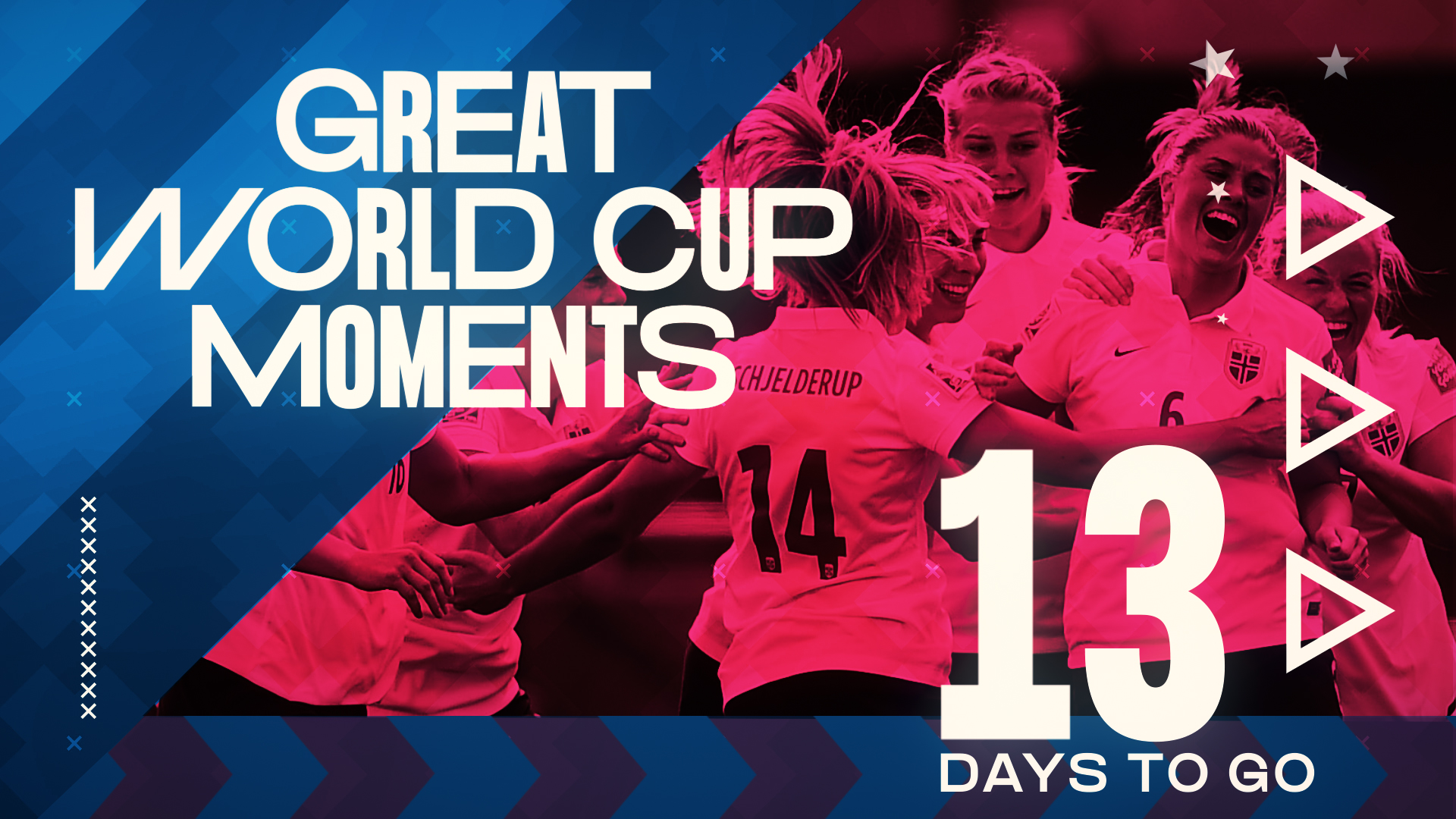 Women's World Cup 2019: Norway's Maren Mjelde scores stunning free-kick in 2015
