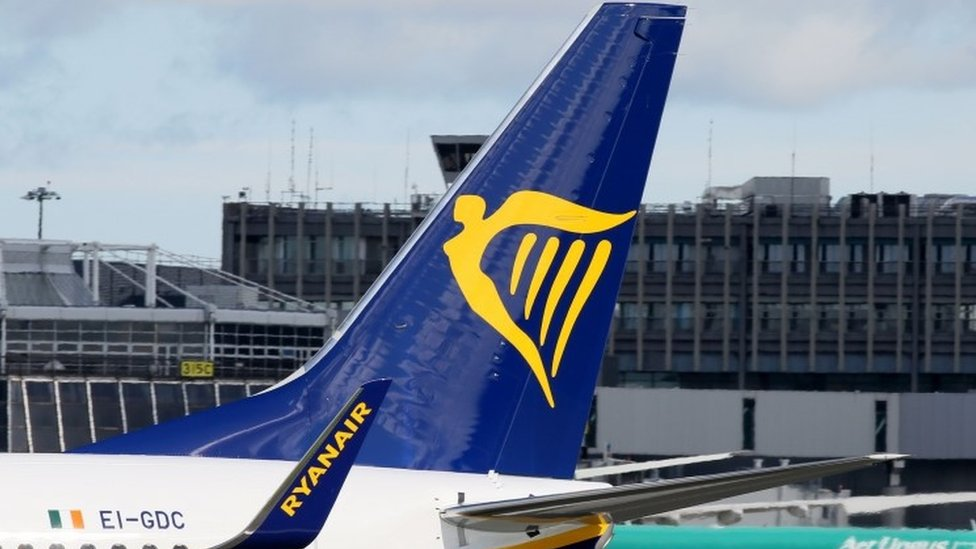 Ryanair pilots in Ireland suspend strike plans