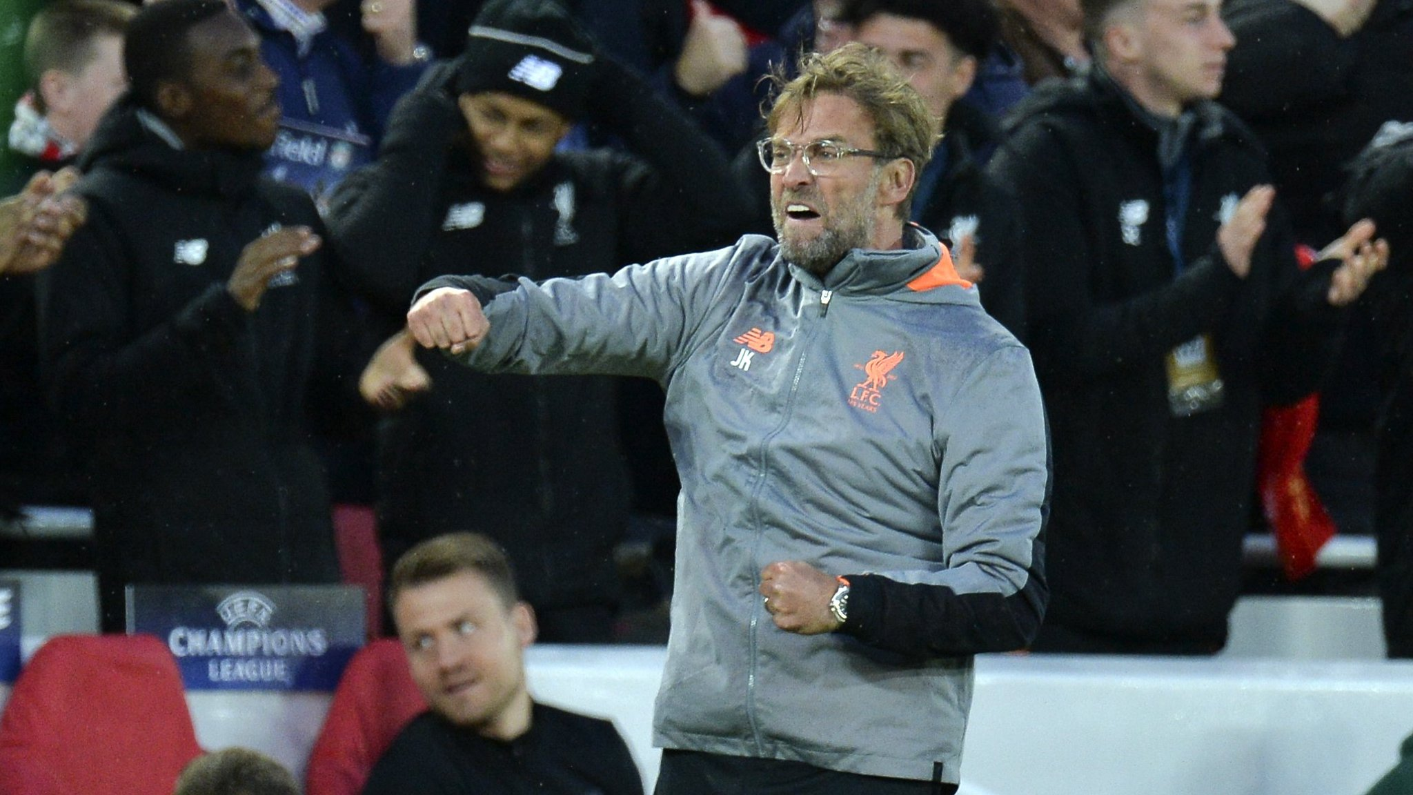 Late Roma goals don't make big difference - Klopp