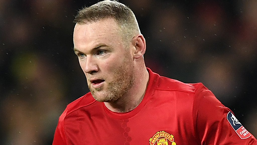 Wayne Rooney: Man Utd captain's agent in China to discuss potential move