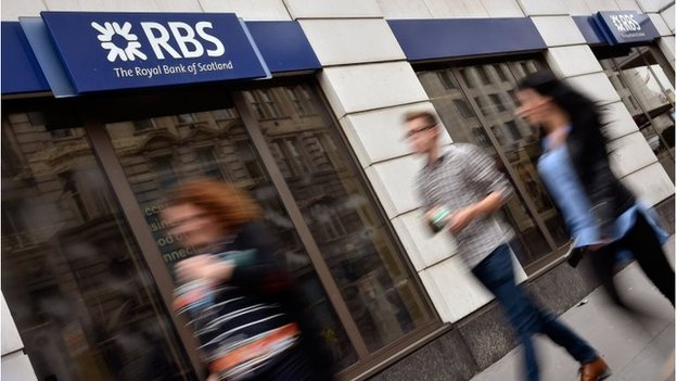 The Treasury could begin the process of selling part of the government's stake in Royal Bank of Scotland from Monday, according to BBC sources.