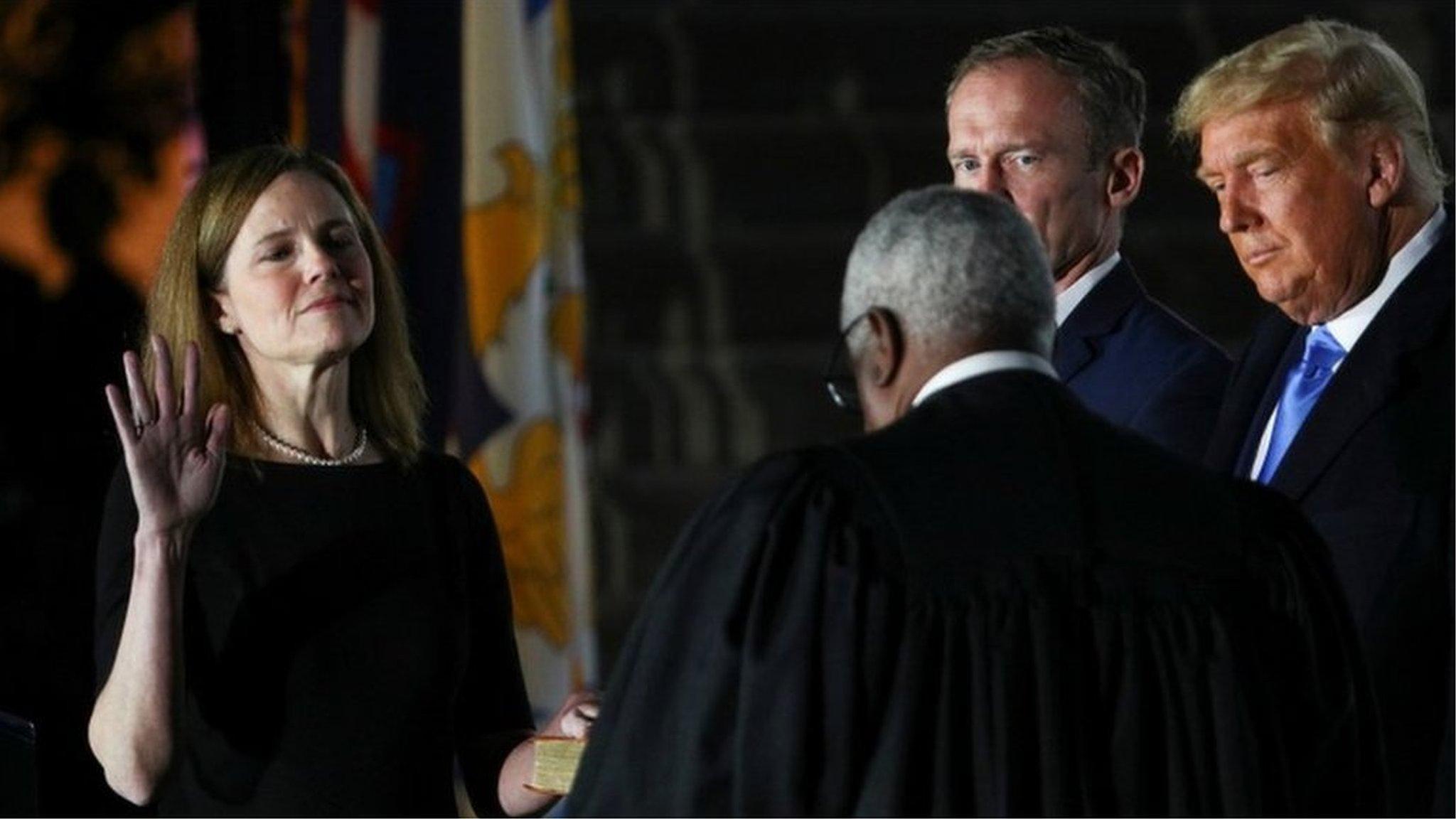 裁判 事 最高 アメリカ