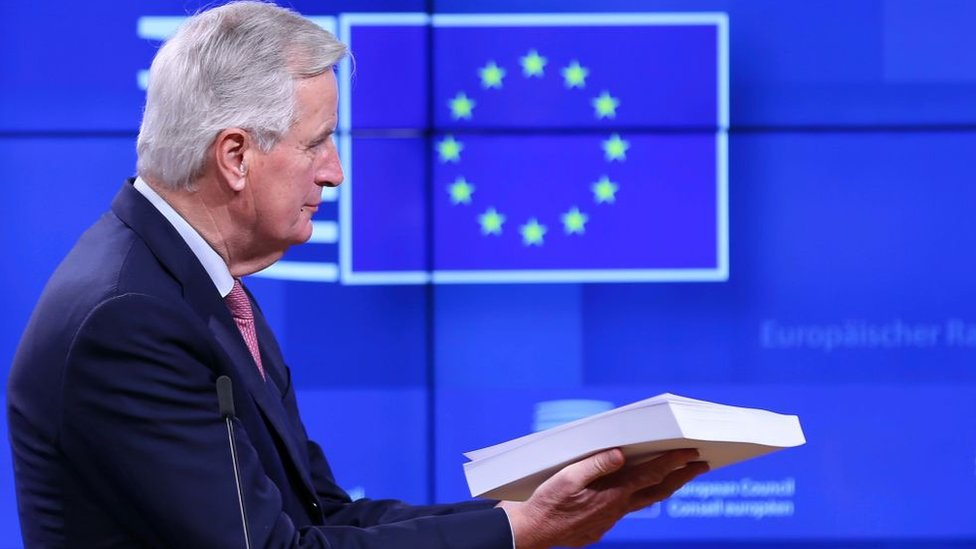 Brexit: What deal did MPs reject?