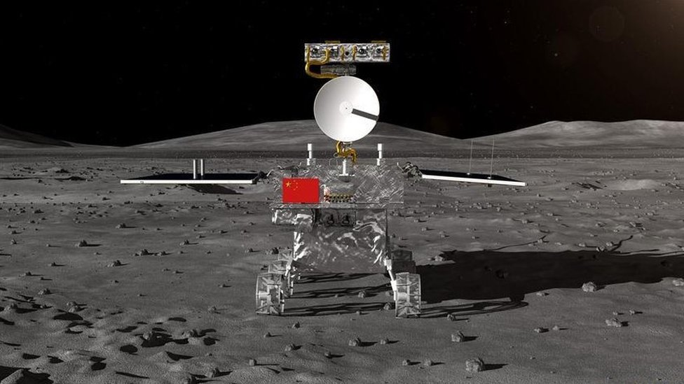 Chang'e-4: China mission targets Moon's far side