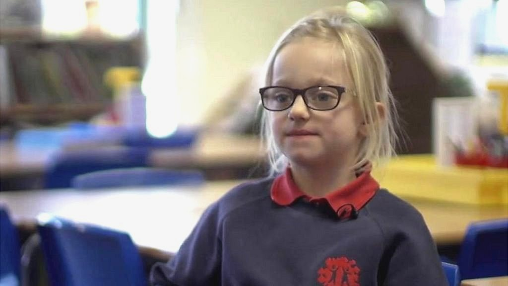 Profoundly deaf Maisie Sly is the star of a short film which may be nominated for an Oscar