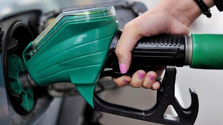 Petrol and diesel prices cut amid pressure on retailers