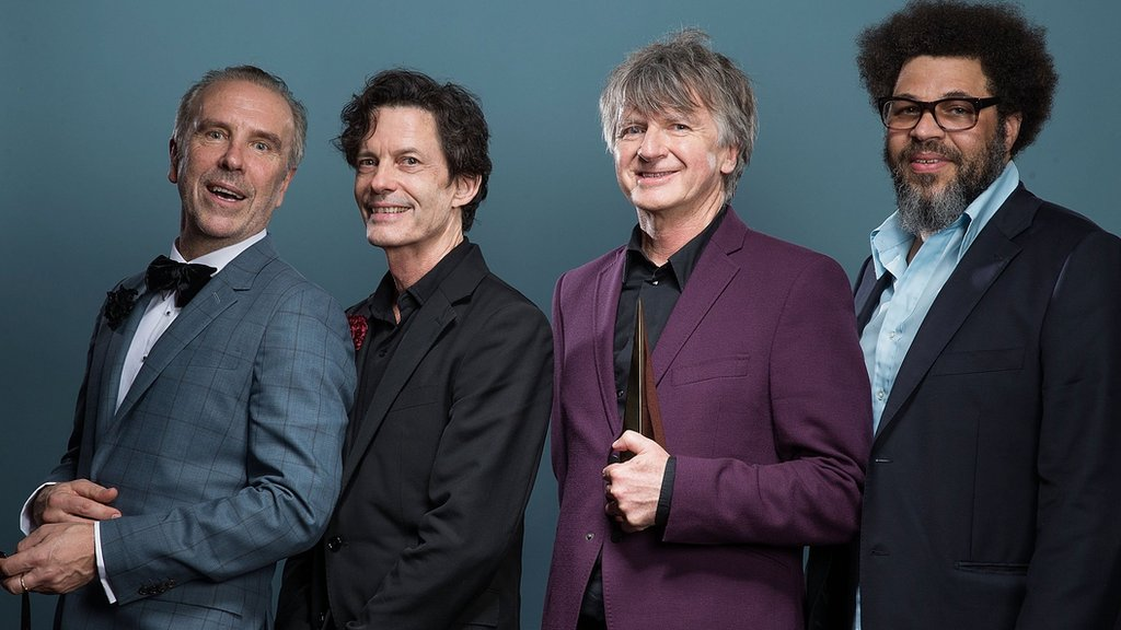 BBC News - Aria Awards: Crowded House get Hall of Fame prize