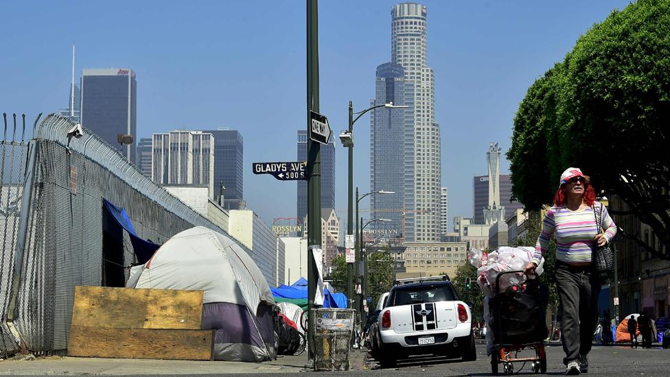 Adolescentes sin hogar en el condado de tarrant