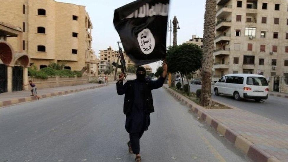 تنظيم الدولة الإسلامية