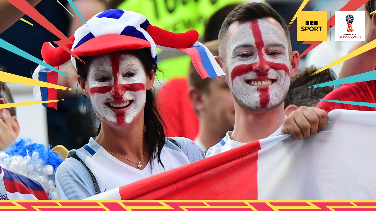 New England, new confidence - why there is joy & optimism about the Three Lions
