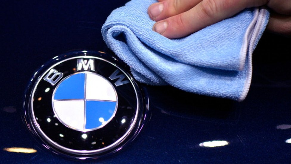 BMW and Daimler invest €1bn in new car venture