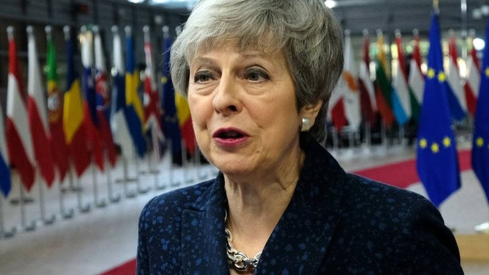 Brexit: EU draft plans propose Brexit delay until May