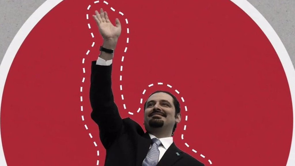 What happened to Lebanese PM Saad Hariri?
