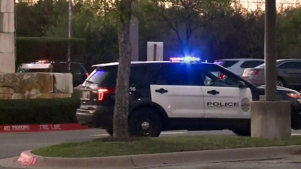 Person injured in new Austin 'incident'