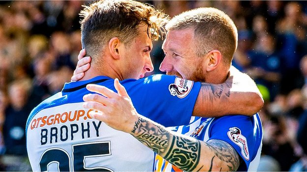 Highlights: Kilmarnock 1-0 Hibernian