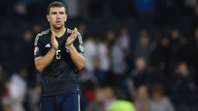 Scotland midfielder James McArthur