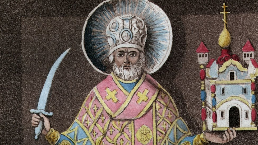 Нашли ли в Турции могилу Святого Николая?