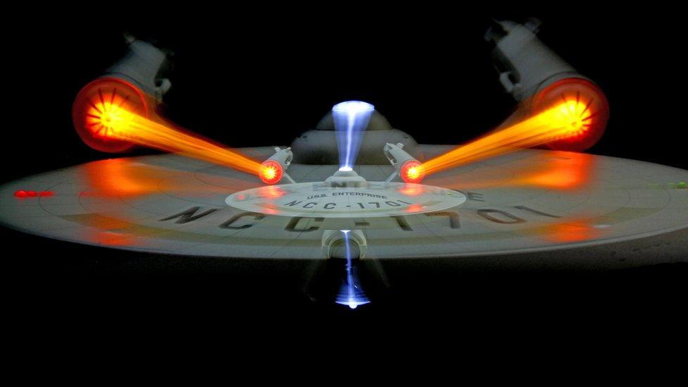 Nave de Star Trek