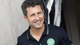 Celtic assistant manager John Collins