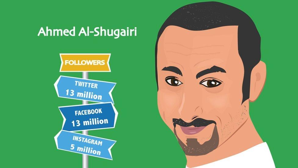 Ahmed Al-Shugairi: The 'cool' preacher