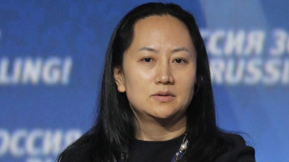 Huawei finance chief Meng Wanzhou arrested in Canada
