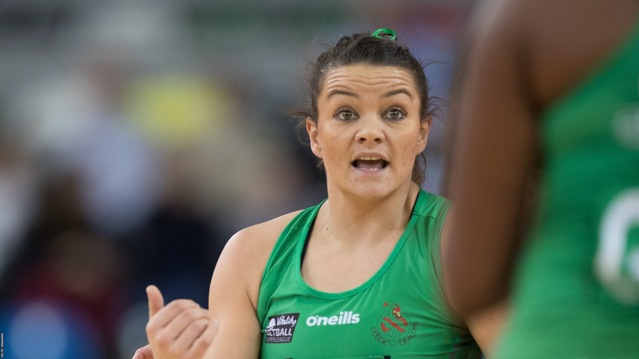 Truth or Not? Celtic Dragons: Nia Jones believes Welsh side making progress