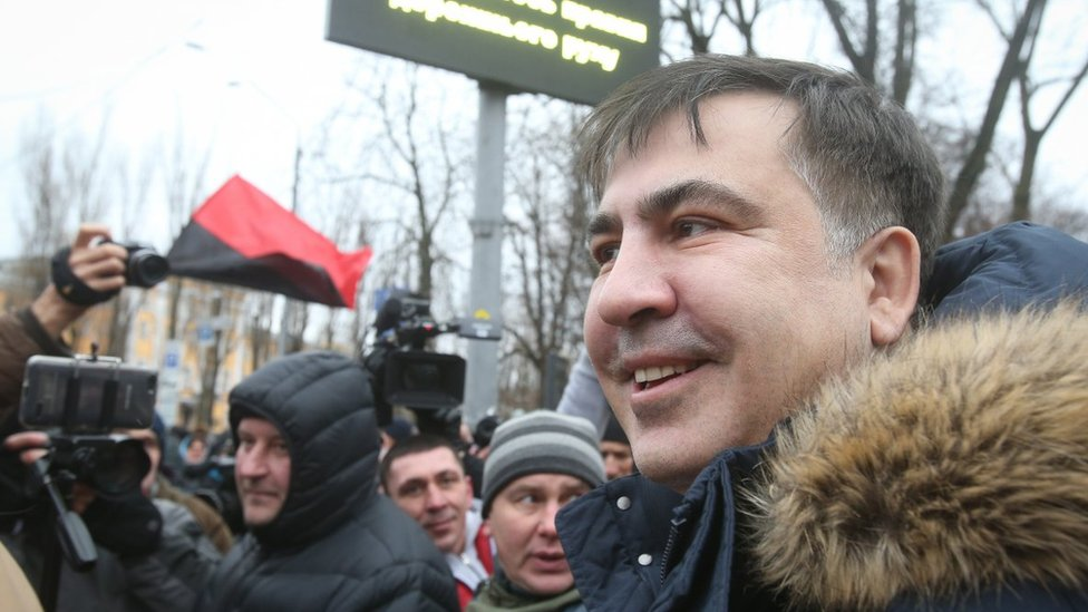 Саакашвілі законно не дали статус біженця - рішення суду