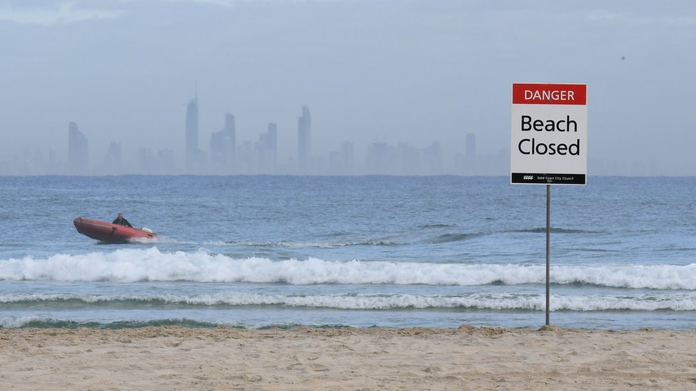 Australia shark attack: First fatal attack on Gold Coast beaches in 60 years thumbnail
