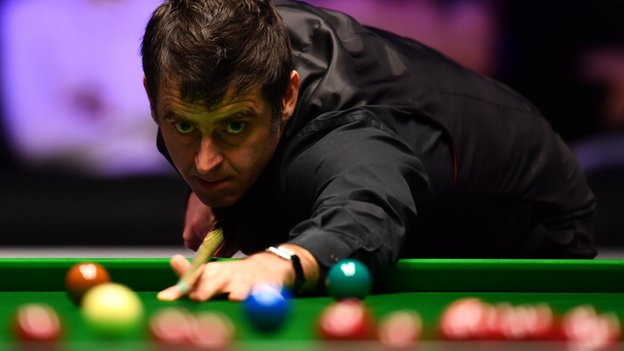 Selby to play Perry in Crucible opener