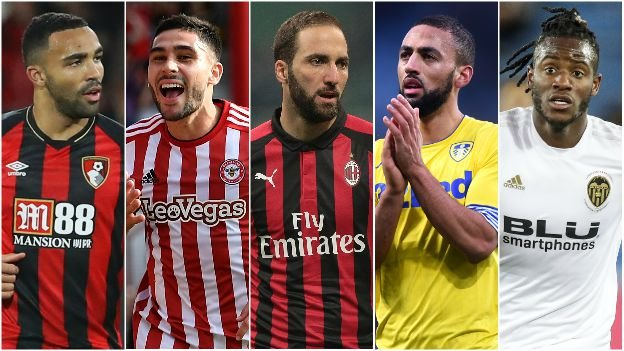 Transfer window: Why are strikers so in demand this January?