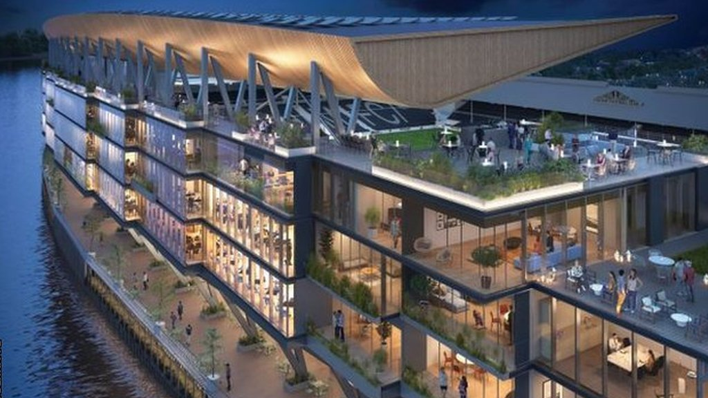 Craven Cottage: Fulham's Riverside Stand expansion plans approved