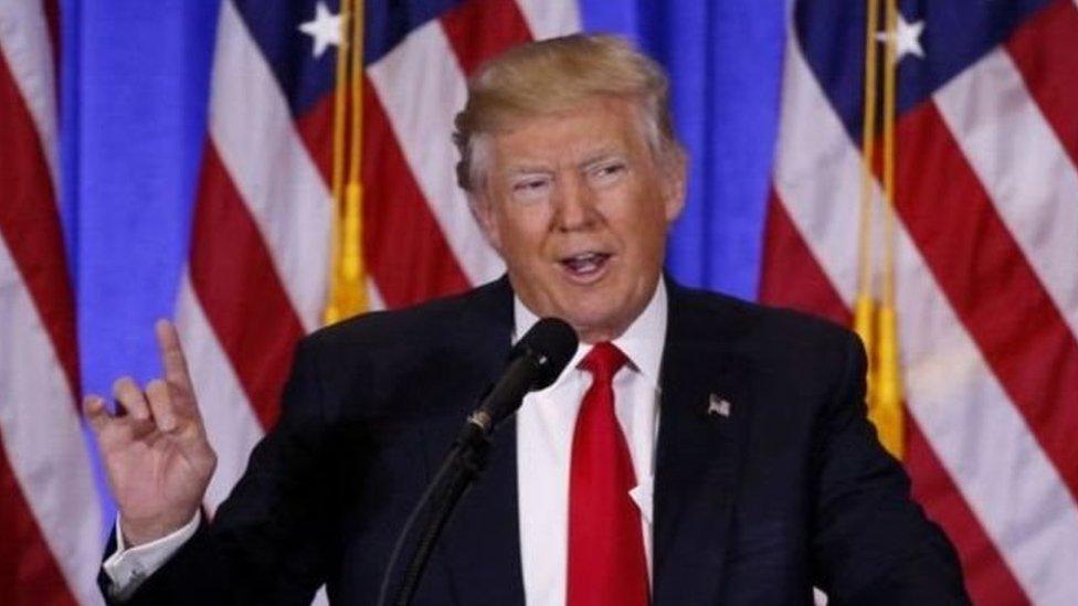طرح دیوار مرزی ترامپ به مشکل مالی برخورد