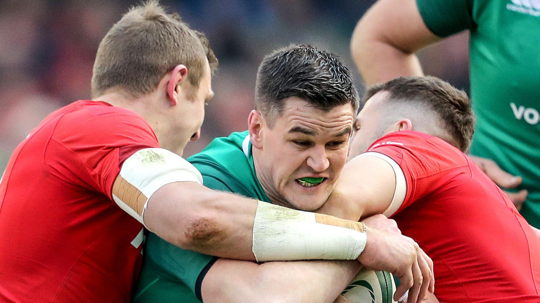 Six Nations: Ireland 37-27 Wales
