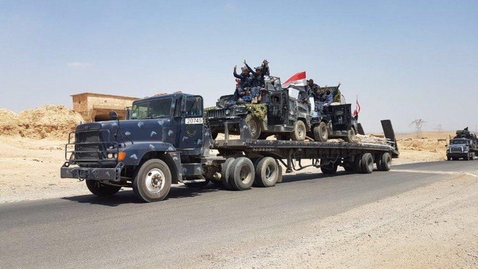 Iraq tấn công thành trì Tal Afar của IS