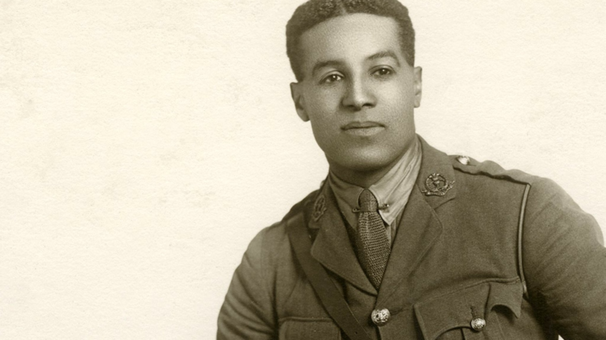 Incredible story of black football pioneer Walter Tull