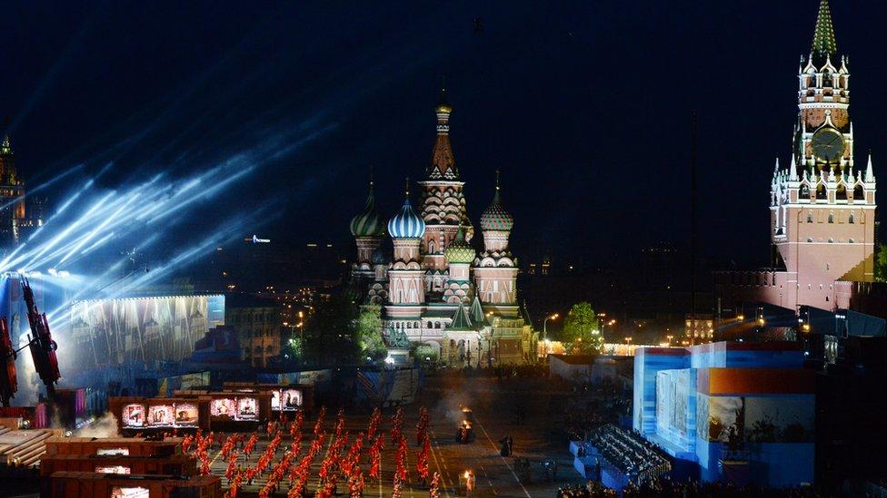 Гала-концерт в Москві