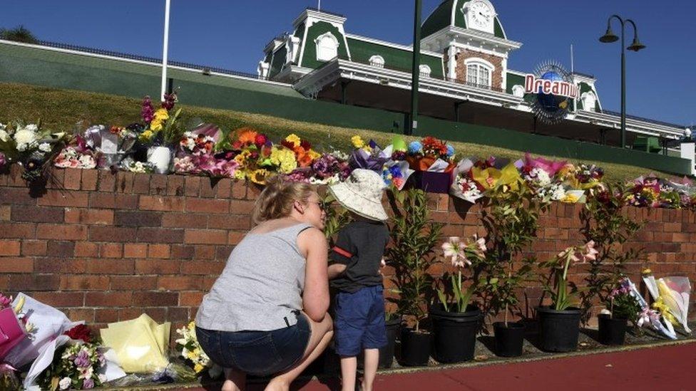 Dreamworld: Australia theme park to reopen on Friday