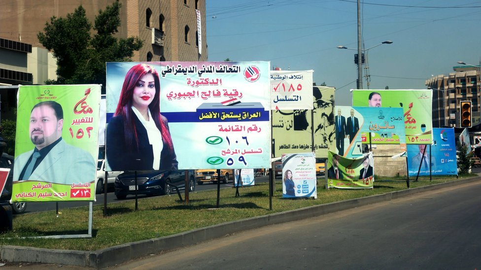 Iraqi women election candidates targeted for abuse gain UN support