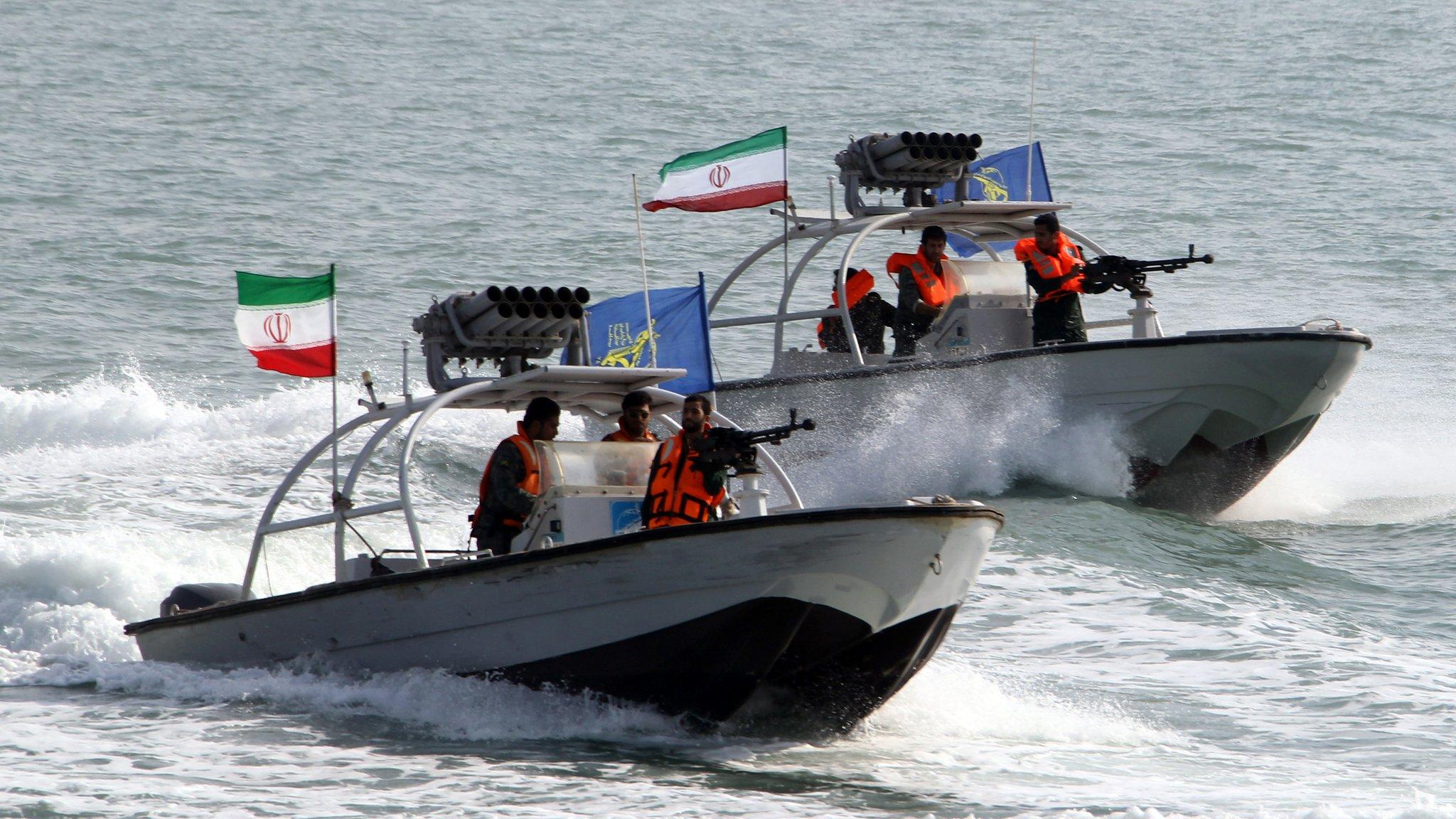 Iran 'seizes Saudi Arabian fishing boat in Gulf'