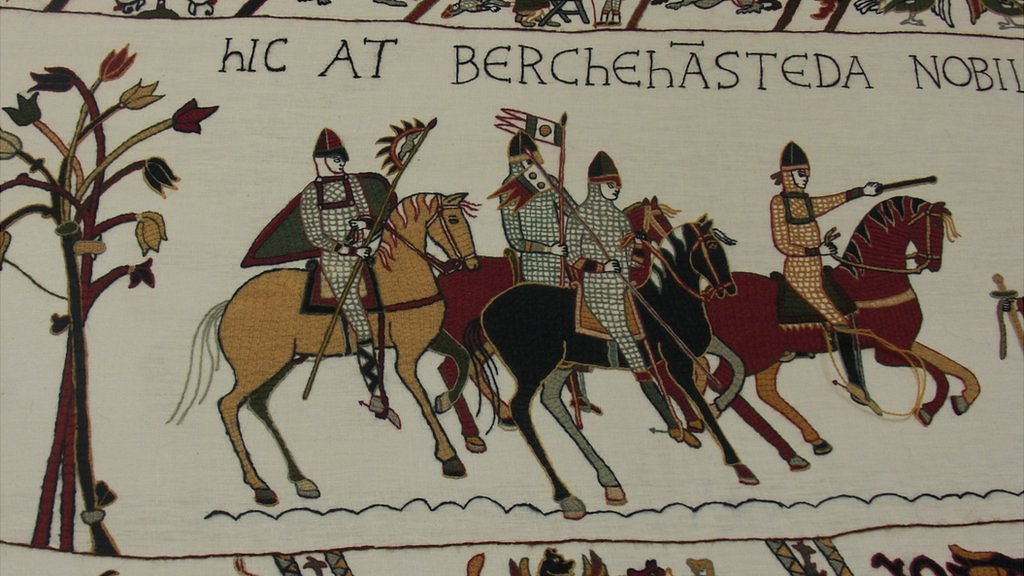 Bayeux Tapestry 'ending' heads to Battle for Hastings anniversary