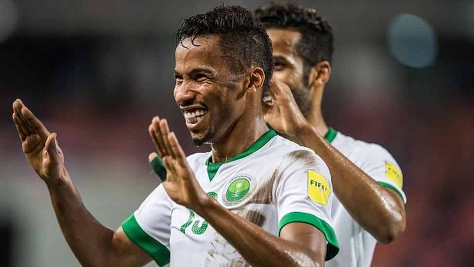 Mondial 2018: l'Arabie Saoudite bat la Thaïlande