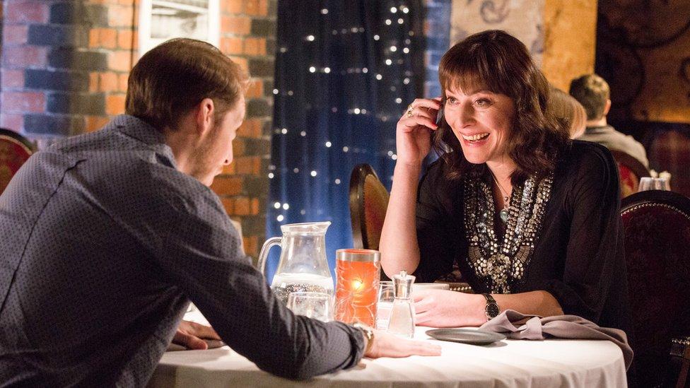 Boy meets girl dating