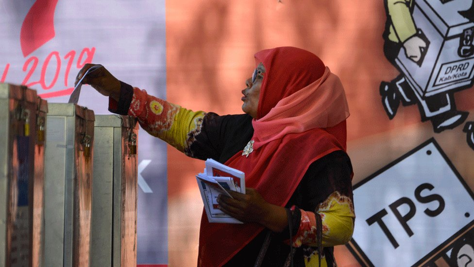 Indonesia 2019 elections: How many Chinese workers are there?