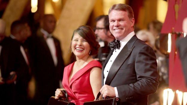 Martha Ruiz y Brian Cullinan