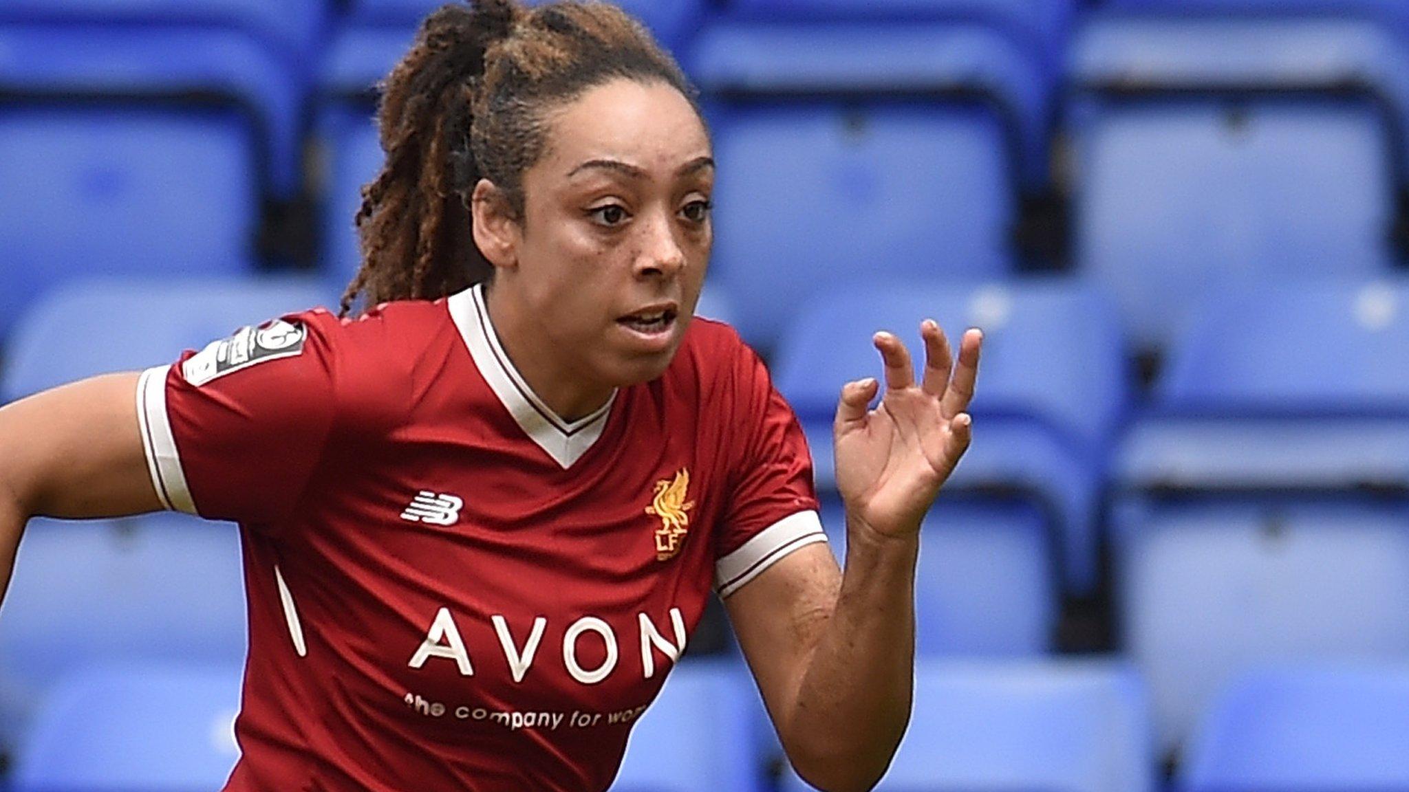 Liverpool Ladies renamed as Liverpool FC Women