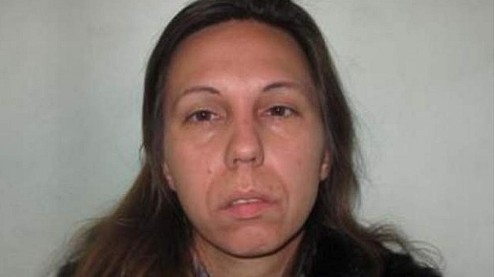 Stalker Sandra Danevska jailed for trying to frame ex